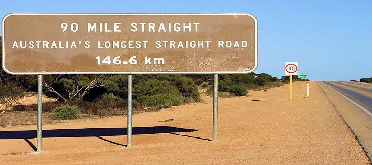 Australia's Longest Road