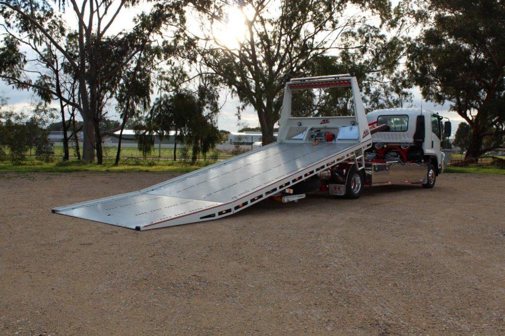 Tilt Tray Tow Truck